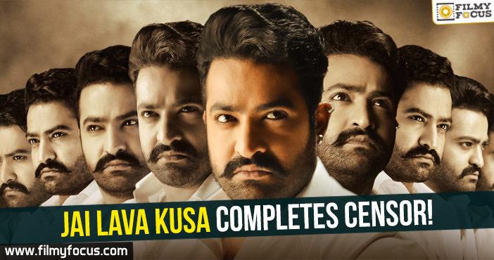 devi sri prasad, Director Bobby, Jai lava kusa movie, Jr Ntr, Kalyan Ram, Nivetha Thomas, NTR, Raashi khanna