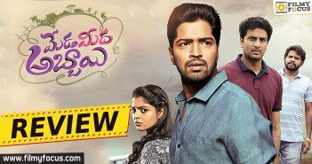Allari Naresh, Hyper aadi, Meda Meeda Abbai Movie, Meda Meeda Abbai Movie Review, Meda Meeda Abbai Review in Telugu, Meda Meeda Abbai Telugu Review, Nikhila Vimal, Srinivas Avasarala