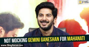 Mahanati Movie, Samantha, Keerthy Suresh, Dulquer Salmaan, Gemini Ganeshan