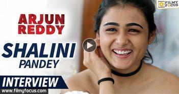Shalini Pandey, Actress Shalini Pandey, Arjun Reddy