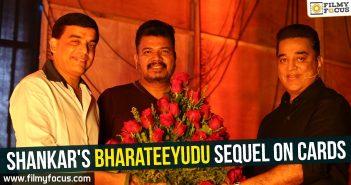 Shankar, Bharateeyudu, Dil Raju , Kamal Haasan, Bharateeyudu 2