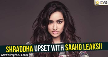 Shraddha Kapoor, Sujeeth, Prabhas, Saaho Movie