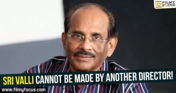 Vijayendra Prasad, Sri Valli Movie