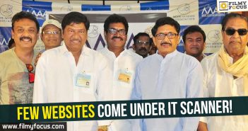 MAA President Sivaji Raja, Secretary VK Naresh, Sivaji Raja, Maa Movie Actors Associations