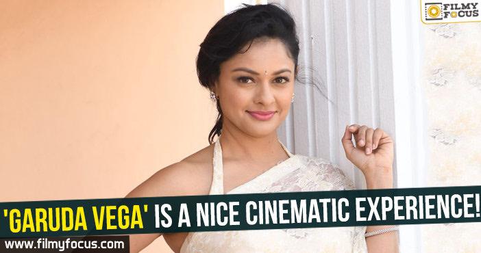 Actress Pooja Kumar, Guruda Vega, Pooja Kumar, PSV Garuda Vega, Rajasekhar, Shraddha Das