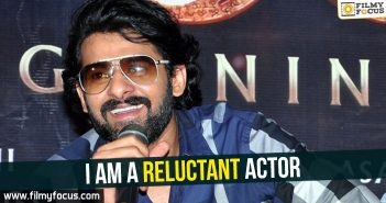 Actor Prabhas, Prabhas, Saaho Movie