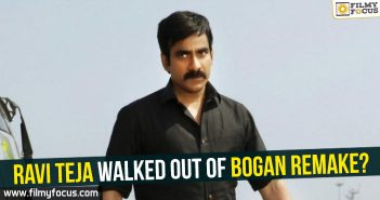 Ravi Teja, Bogan Movie