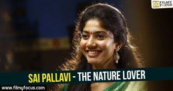 Actress Sai Pallavi, Sai Pallavi