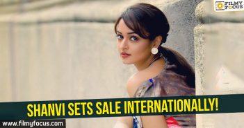 Shanvi Srivasthava, Shanvi, Actress Shanvi