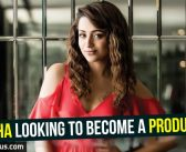Trisha looking to become a producer?