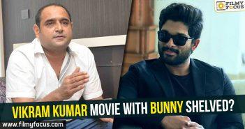 Vikram Kumar, Bunny, Allu Arjun
