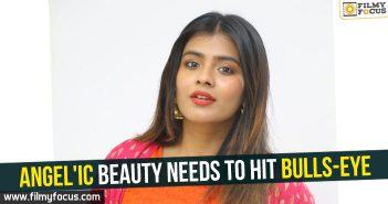 Hebah Patel, Actress Hebah Patel, Angel, Angel Movie