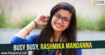 Actress Rashmika Mandanna, Rashmika Mandanna