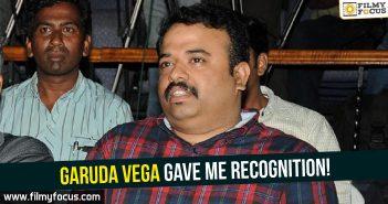 Editor Dharmendra, Editor Dharmendra Kakarala, Dharmendra Kakarala, Garuda Vega, Garuda Vega Movie, Garuda Vega Movie Review, Pooja Kumar, Rajasekhar, Shraddha Das