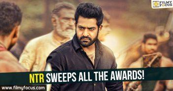 NTR, Jr NTR, Filmfare, Zee TV Awards, SIIMA, IIFA Utsavam, Nandi Award