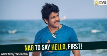 Hello Movie, Akhil Akkineni, Nagarjuna Akkineni