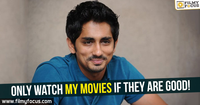 Siddharth Gruham Movie,