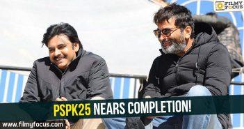 PSPK25 Movie, Pawan kalyan, Trivikram, Keerthy Suresh