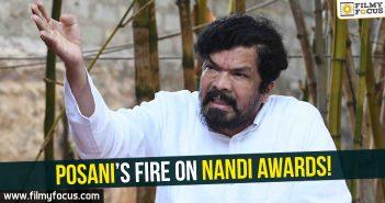 Nandi Awards, Posani, Posani Krishna Murali