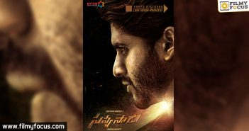 Naga Chaitanya, Savyasachi Movie, Nidhhi Agarwal, Chandoo Mondeti