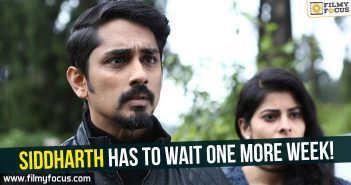 Siddharth, Gruham Movie,