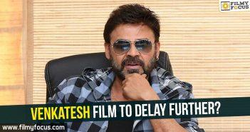 Venkatesh, Director Teja
