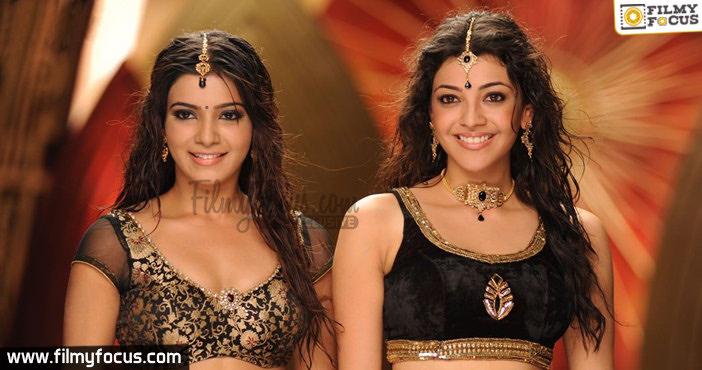 Samantha, Kajal