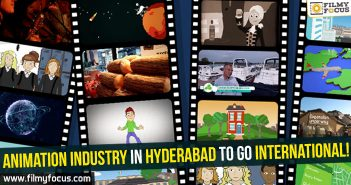 Animation Industry, Hyderabad,