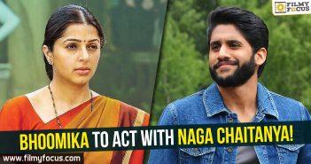 Bhoomika, Naga Chaitanya,