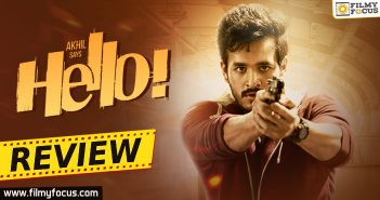 Akhil Akkineni, Hello Movie Review, Hello Review, Hello Review in Telugu, Hello Telugu Movie Review, Hello Telugu Review, Kalyani Priyadarshan, nagarjuna