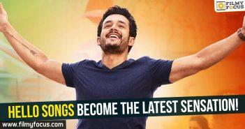 Hello Movie, Akhil Akkineni, Kalyani Priyadarshan, Vikram K Kumar, Anup Rubens