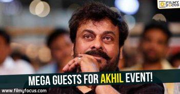 Megastar Chiranjeevi, Akhil, Hello Movie, Akhil Akkineni