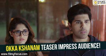 Okka Kshanam Movie, Allu Sirish, Vi Anand, Surabhi, Seerat Kapoor,