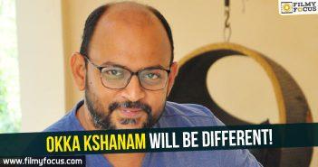 Okka Kshanam Movie, Vi Anand,