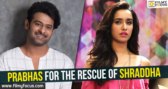 Prabhas, Saaho Movie, Shraddha Kapoor, Neil Nithin Mukesh,