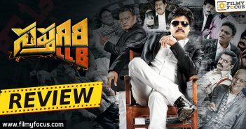Kashish Vohra, Sapthagiri, Sapthagiri LLB Movie Review, Sapthagiri LLB Telugu Review, SapthagiriLLB Review