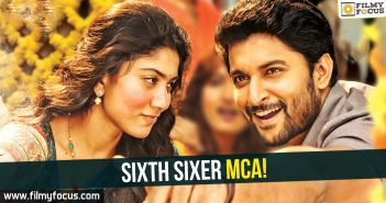 MCA Movie, Actor Nani, Nani, Sai Pallavi