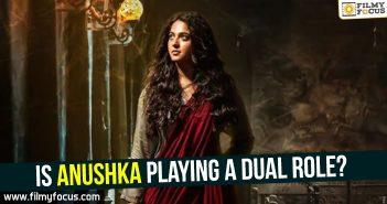 Anushka, Bhagamathie