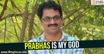 Director Ashok, prabhas