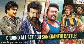 Jai Simha Movie, Gang Movie, Rangula Ratnam Movie, Balakrishna, Nayantara, Suriya, Keerthy Suresh, Raj Tarun