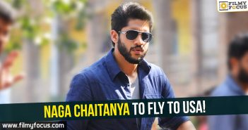 Shailaja Reddy Alludu, Maruthi Dasari, Naga Chaitanya, Savyasachi Movie,