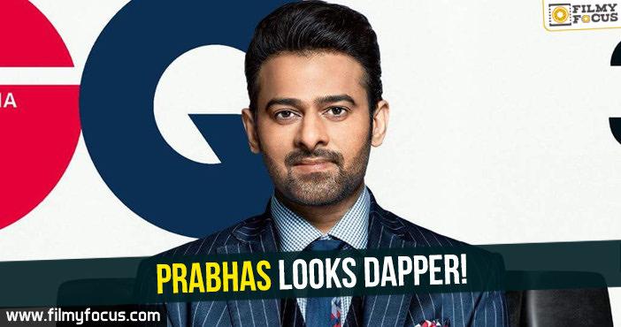 Prabhas For GQ, Prabhas, Hero Prabhas,
