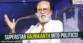 Superstar Rajnikanth, Rajnikanth