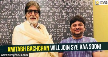 Amitabh Bachchan, Megastar Chiranjeevi, Nayantara, Jagapathi Babu, Keecha Sudeepa, Vijay Sethupathi, Surrender Reddy