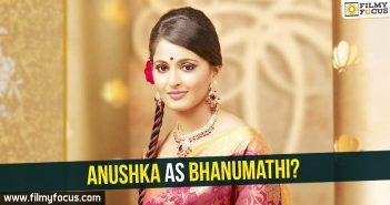 Anushka, Bhanumathi, ANR, NTR, Samantha Akkineni, Keerthi Suresh, Shalini Pandey, Dulquer Salmaan