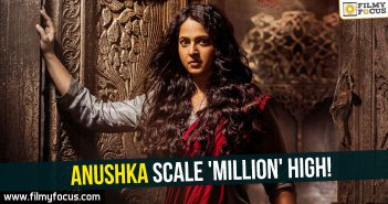 Anushka, Anushka Shetty, Bhaagamathie, Bhaagamathie Movie