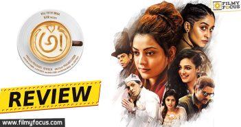 Kajal Aggarwal, Nithya Menen, Regina Cassandra, Eesha Rebba, Srinivas Avasarala, Murali Sharma, Nani, Ravi Teja, AWE Movie Review, AWE Telugu Review,
