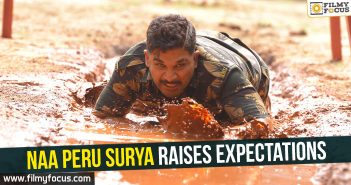 Naa Peru Surya Movie, Allu Arjun, Sarath Kumar, Rao Ramesh, Nasser, Vakkantham Vamsi, Bunny Vasu, Nagababu, Lagadapati Sridhar, Naa Peru Surya Movie Update