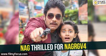 Nagarjuna, NagRGV4 Movie, RGV, Ram Gopal Varma, Akkineni Nagarjuna