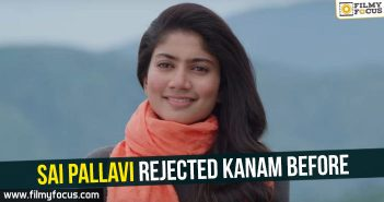 Sai Pallavi, Premam Movie, Kanam Movie, Mani Ratnam, Shekar Kammula,